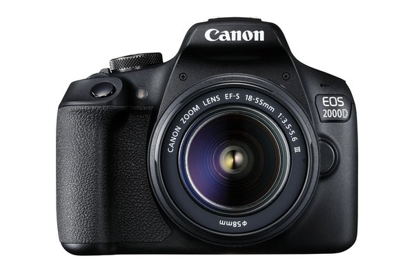 Canon EOS 2000D EF-S 18-55mm IS Value Up